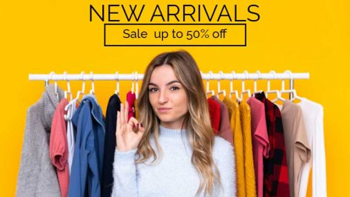 new arrival offer